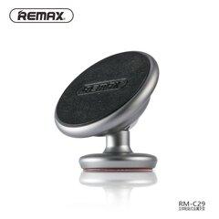 Telefona turētājs RemaxRM-C29, universāls, magnētisks, sudrabains