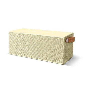 Portatīvs Bluetooth skaļrunisFresh'N RebelRockbox Brick XL Fabriq Edition, dzeltens