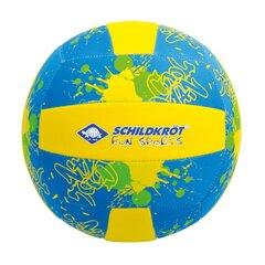 Pludmales volejbola bumba Schildkrot Neoprene Beachvolley, 21 cm