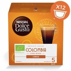NESCAFE Dolce Gusto Lungo Columbia 84g