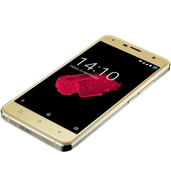 Prestigio, Muze D5 LTE, Dual SIM, Золотистый цена