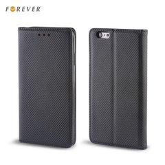 Forever Smart Magnetic Fix Book Case without clip Huawei Honor 10 Black cena un informācija | Forever Mobilie telefoni, planšetdatori, Foto | 220.lv