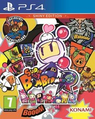 Gra Ps4 Super Bomberman R Shiny Edition