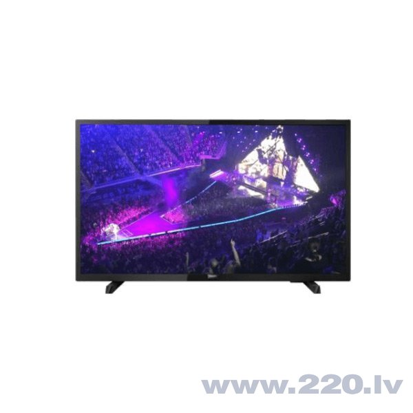 "Philips 32PHT4503 32"" LED HD Melns"