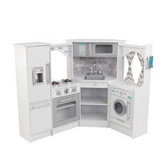 Bērnu virtuve Kidkraft Ultimate Corner 53386, White