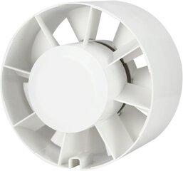 Kanāla ventilators Europlast E-EXTRA EK150, Ø150 mm cena un informācija | Ventilatori vannas istabai | 220.lv