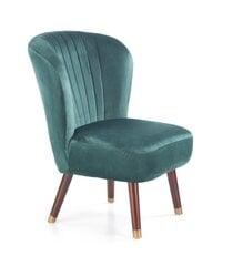 Krēsls Lanister, tumši zaļš