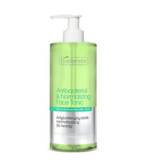 Antibakteriālais sejas toniks Bielenda Professional Face Program Antibacterial & Normalizing 500 ml
