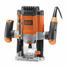 Frēze Black&Decker KW1200E цена и информация | Фрезы | 220.lv