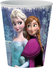 DISNEY krūze Frozen 3D, 350 ml