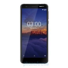 Nokia 3.1 DUAL SIM TA-1063 Black