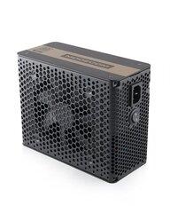 Maitinimo šaltinis Modecom Volcano 750 W Gold cena un informācija | Barošanas bloki (PSU) | 220.lv