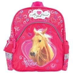 Mugursoma Zirgs My Little Friend Horse