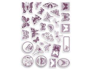 Набор печатей Aladine Stampo Scrap с краской 29 шт. цена и информация | Канцелярские товары | 220.lv