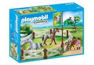 6931 PLAYMOBIL® Country, Zirgu manēža