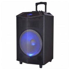 Portatīvs Bluetooth skaļrunis Denver Electronics TSP-504 USB LED 4500 mAh 50W Melns