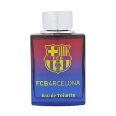Tualetinis vanduo EP Line FC Barcelona EDT vyrams 100 ml cena un informācija | Tualetinis vanduo EP Line FC Barcelona EDT vyrams 100 ml | 220.lv
