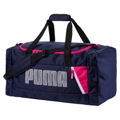 Спортивная сумка Основы Puma II синяя, M
