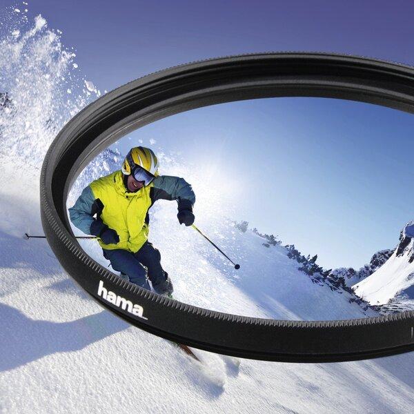 Objektyvo UV filtrasHama (70049), 49 mm atsauksme