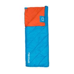Спальный мешок Spokey Pacific, синий / оранжевый