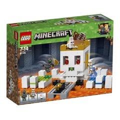 21145 LEGO® MINECRAFT, The Skull Arena