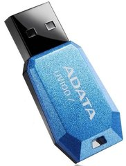 USB Карта памяти A-DATA DashDrive UV100 8GB Blue (Синяя) USB Flash Drive