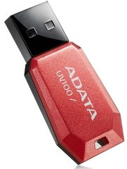 USB карта памяти A-DATA DashDrive UV100 16GB красная