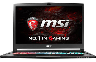 MSI GS73 7RE-012PL Stealth Pro Win10PL