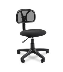 Bērnu biroja krēsls Chairman 250, melns