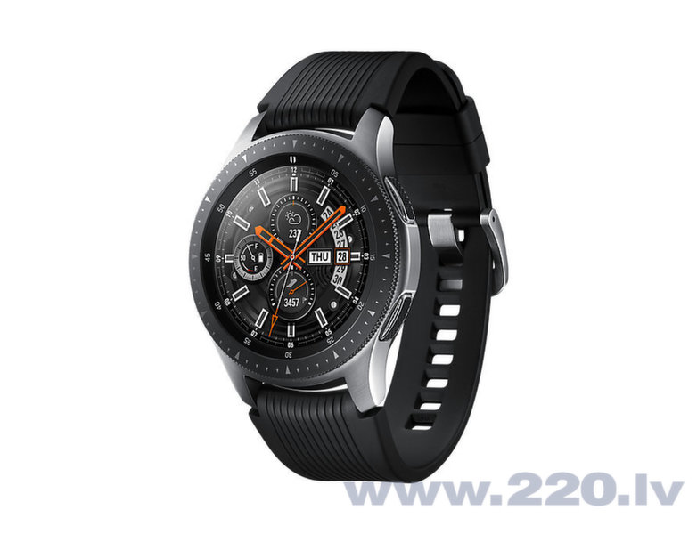 Samsung Galaxy Watch 46mm BT, Sudrabains internetā