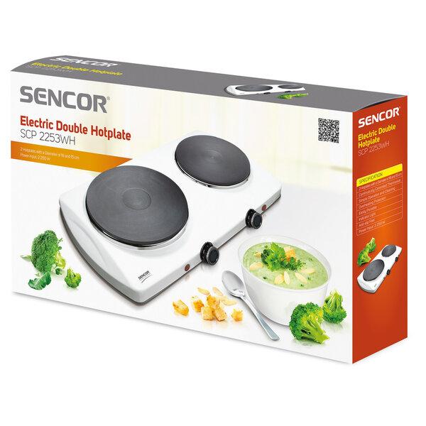 SENCOR SCP 2253WH цена