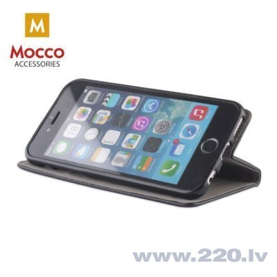 Mocco Smart Magnetic Case Book Case for Xiaomi Mi Mix 2S Black
