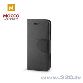 Mocco Fancy Book Case For Samsung J600 Galaxy J6 (2018) Black