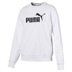 Sieviešu džemperis Puma ESS Logo Crew cena un informācija | Sieviešu hoodie jakas | 220.lv