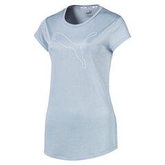 Sieviešu T-krekls Puma Active Logo Heathe cena un informācija | Sporta apģērbs | 220.lv