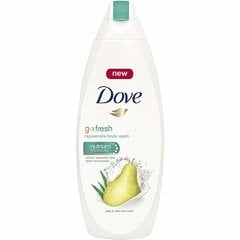Dušas želeja Dove Go Fresh Pear & Aloe Vera Scent 250 ml