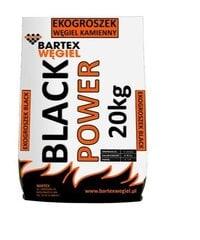 Угольные гранулы Bartex Black Power 27 MJ, 20кг цена и информация | Угольные гранулы Bartex Black Power 27 MJ, 20кг | 220.lv