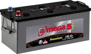 Akumulators A-MEGA Premium 190Ah 1200A