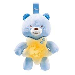Мишка-ночник Chicco Goodnight Bear First Dreams, синий