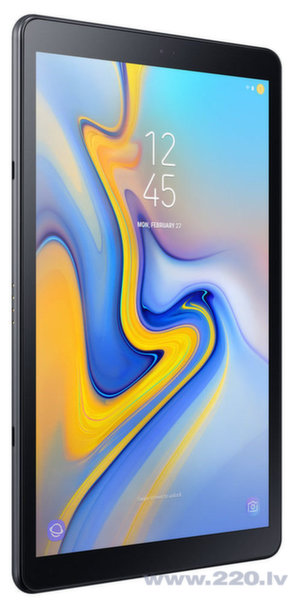 "Samsung Galaxy Tab A 10.5"" WiFi 32GB SM-T590NZKASEB Black internetā"