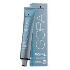 Краска для волос Schwarzkopf Professional Igora Royal Highlifts 60 мл, 12-0 Special Blonde Natural