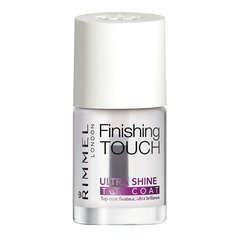 Nagu lakas virskārta Rimmel London Finishing Touch Ultra Shine 12 ml