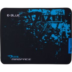 E-Blue Mazer M, Melns/Zils