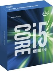 Intel Core i5-6600K, 3.5GHz, 6MB, BOX (BX80662I56600K)