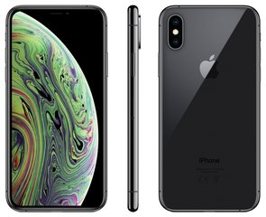 Apple iPhone Xs, 512 GB, pelēks