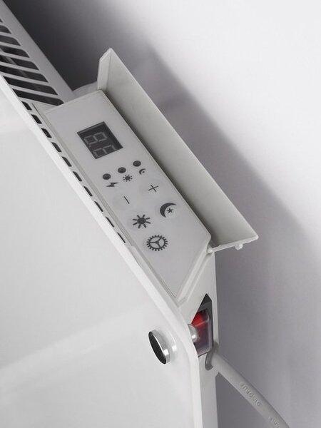 Konvekcijas sildīšanas panelis Mill Glass MB800L DN G, 800 W atsauksme