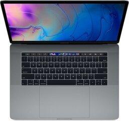 Apple Macbook Pro 15 z Touch Bar (MR932ZE/A/P1/R1/D4) цена и информация | Ноутбуки | 220.lv