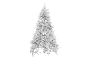 Ziemassvētku eglīte 240 cm, balta