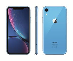Apple iPhone XR, 256 GB, Zils