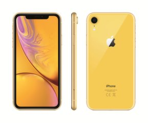 Apple iPhone XR, 128 GB, Dzeltens